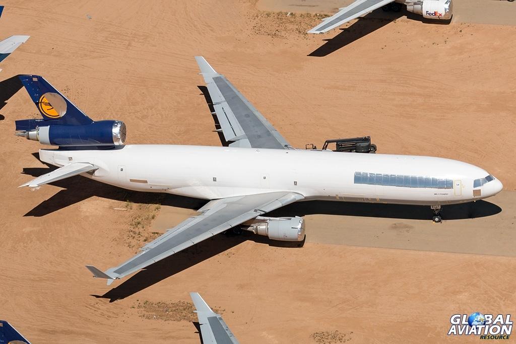 Lufthansa Cargo MD-11F D-ALCG - © Paul Filmer - Global Aviation Resource