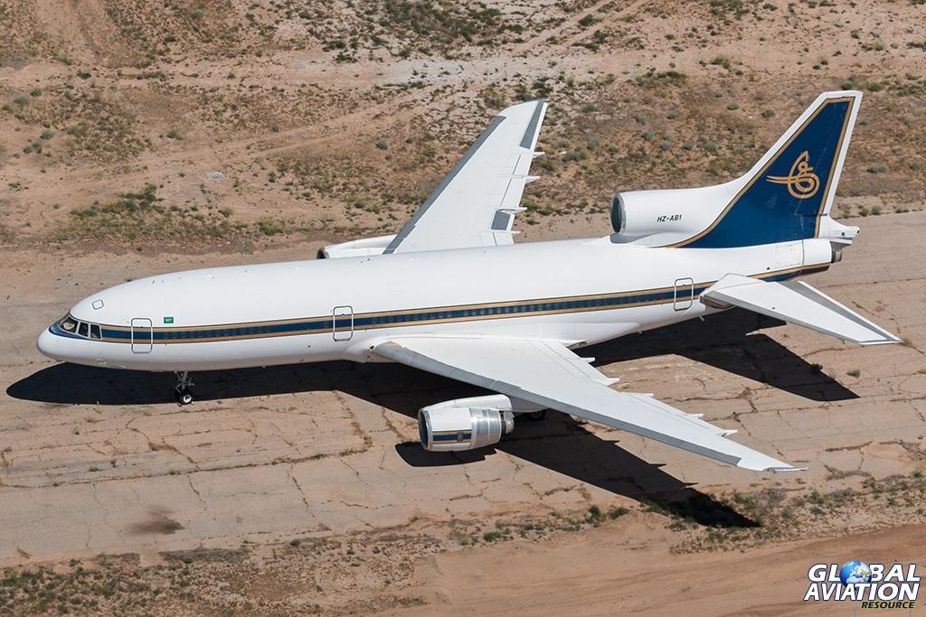 L-1011-500 HZ-AB1 - © Paul Filmer - Global Aviation Resource