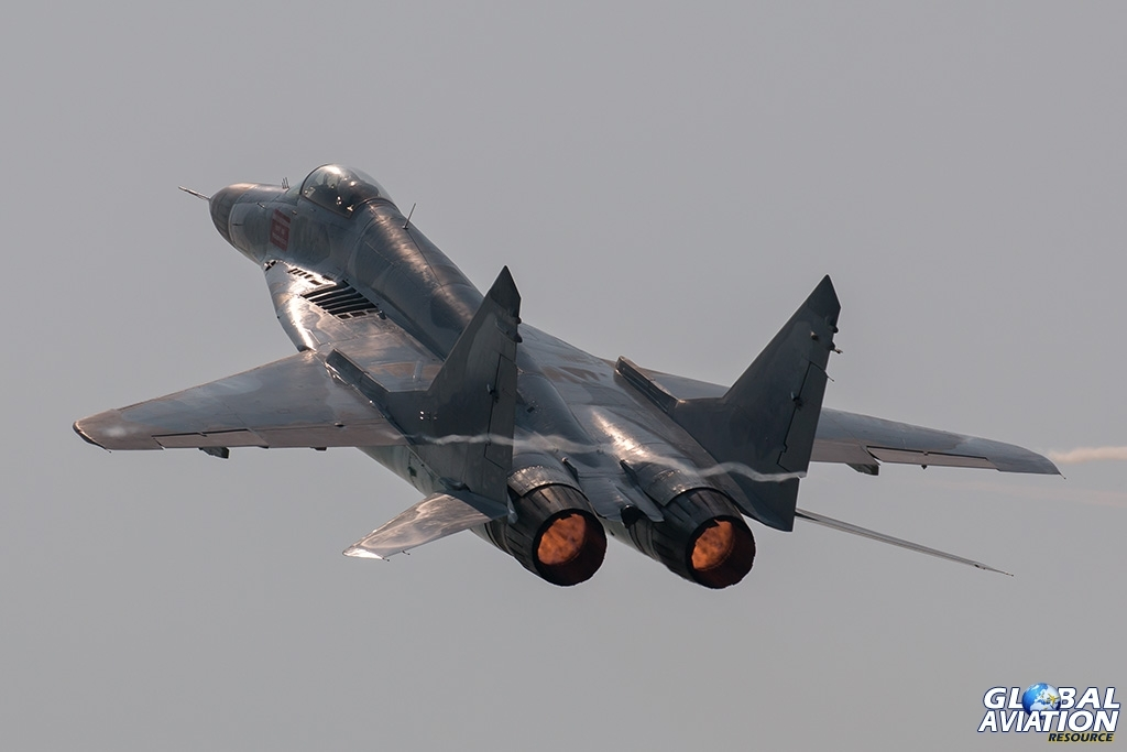 KPAAF MiG-29 - © Paul Filmer - Global Aviation Resource
