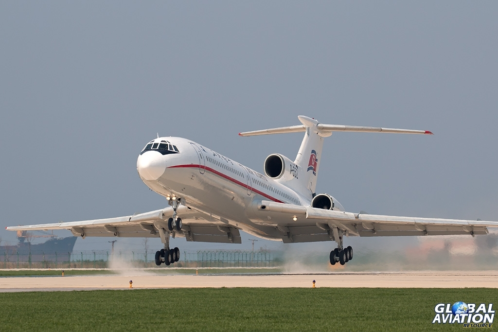 Air Koyro Tu-154B - © Paul Filmer - Global Aviation Resource