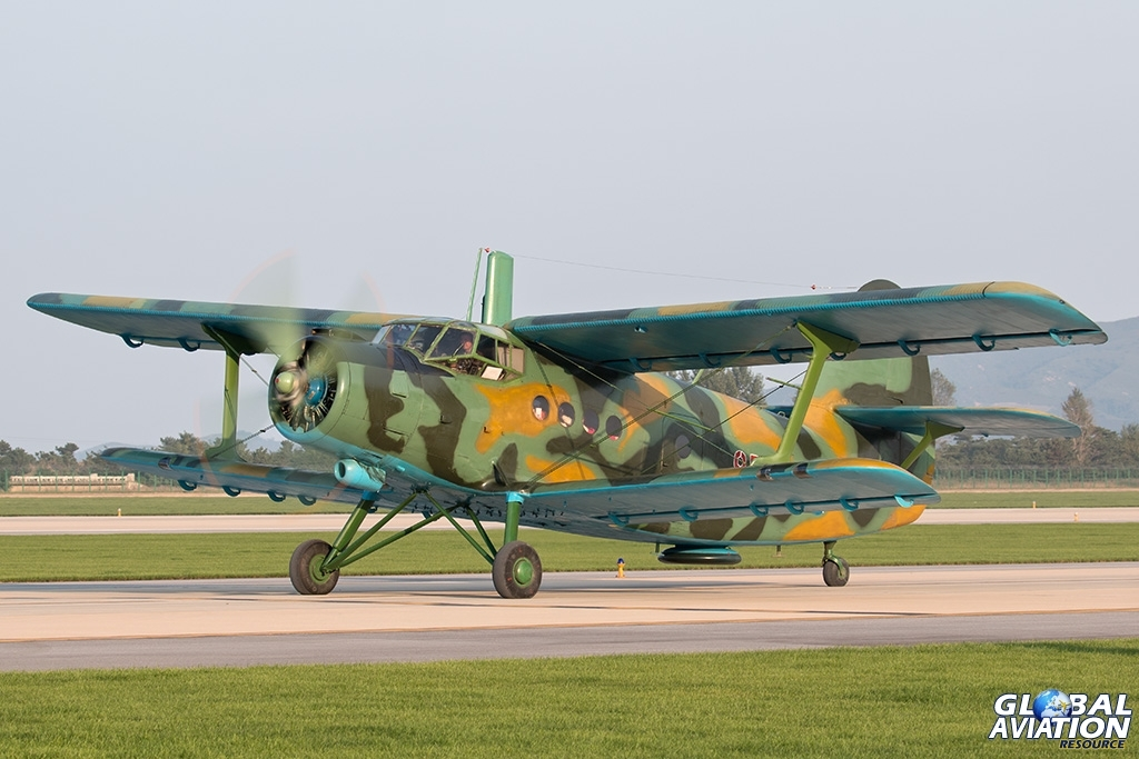 KPAAF Y5 - © Paul Filmer - Global Aviation Resource