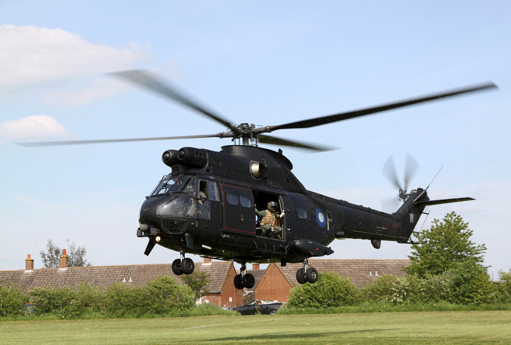 Aviation Event – RAF Benson 75th Anniversary