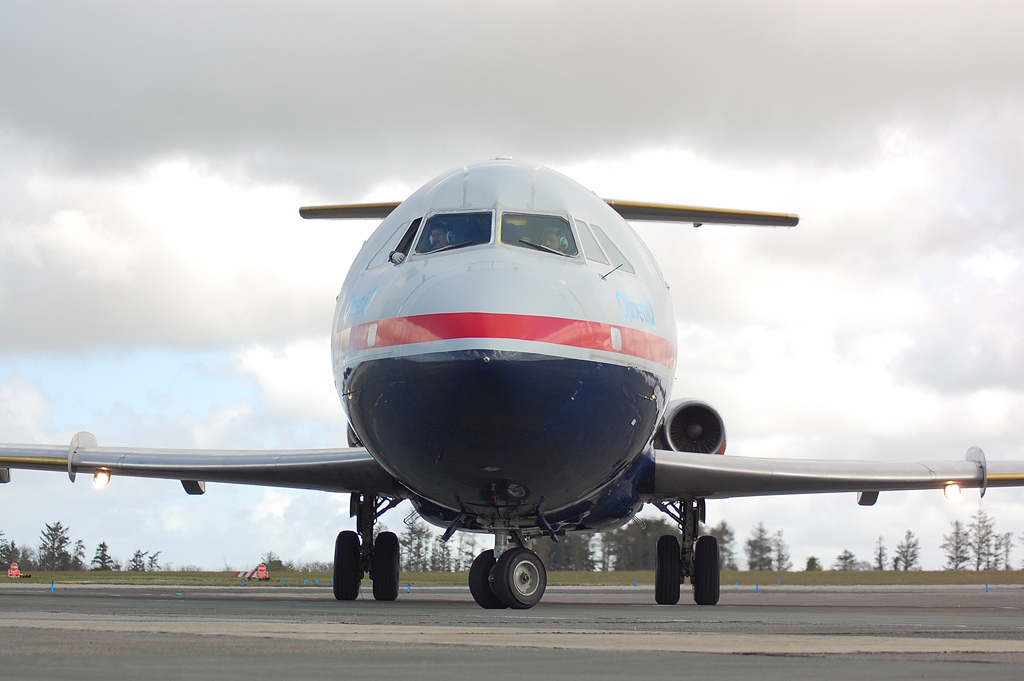 Aviation News – Last UK BAC 1-11 flight as ZH763 arrives in Cornwall