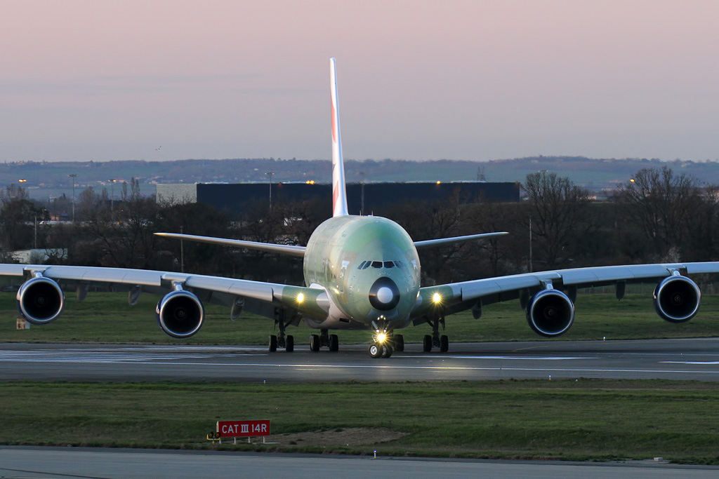 BlogGAR – Karl Drage – British Airways A380 Rejected Take-Off Trials