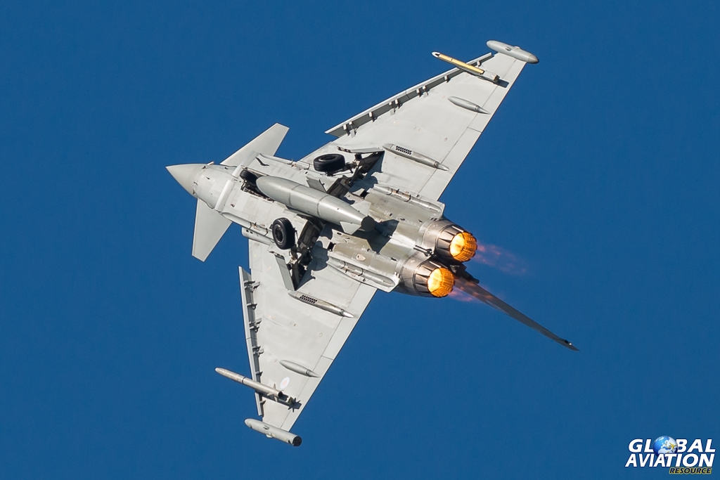 BlogGAR – Gordon Jones – 2013 Typhoon Display