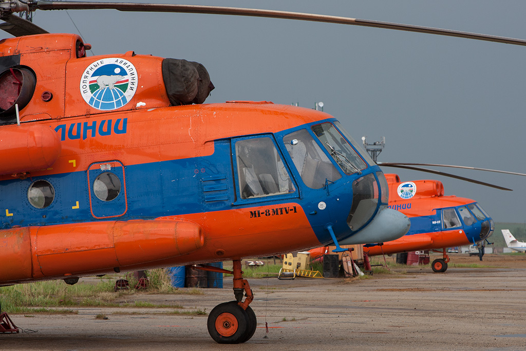 Aviation Feature – Russia: Siberia Revisited – Part 9, Yakutsk-Magan