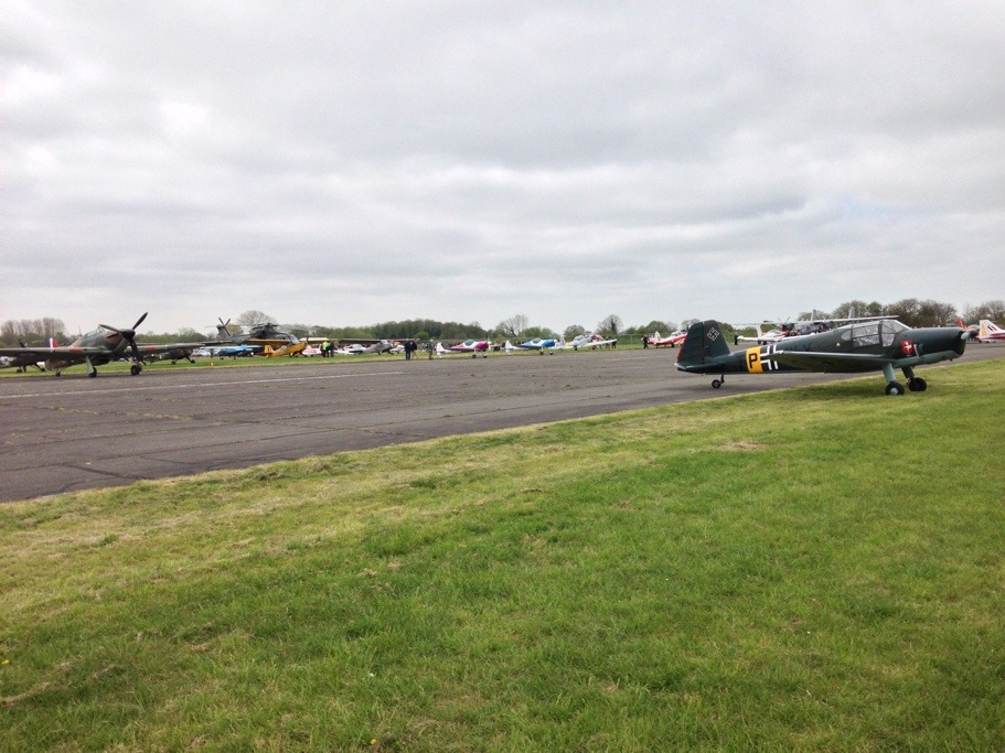 Aviation News – Live from Abingdon Air & Country Show