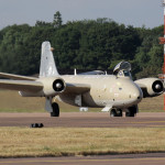 Aviation News – Midair Squadron's English Electric Canberra PR9 XH134/G-OMHD returns to the skies