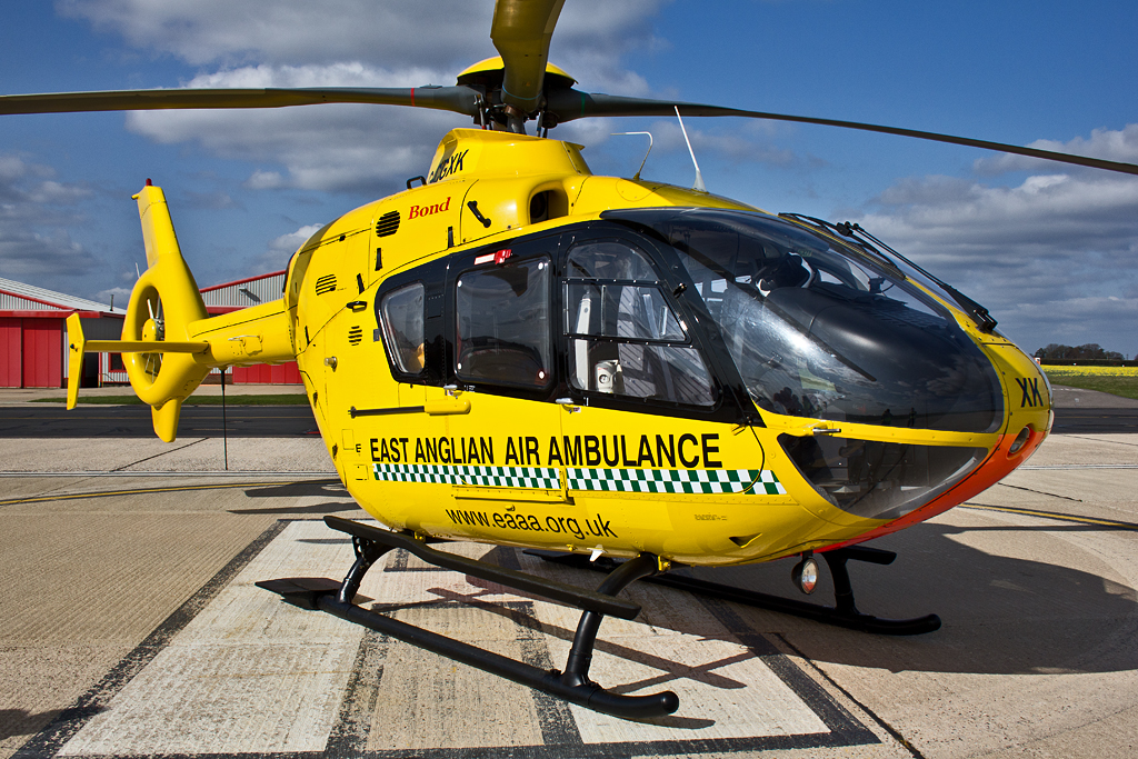 Aviation Feature – The East Anglian Air Ambulance (EAAA)