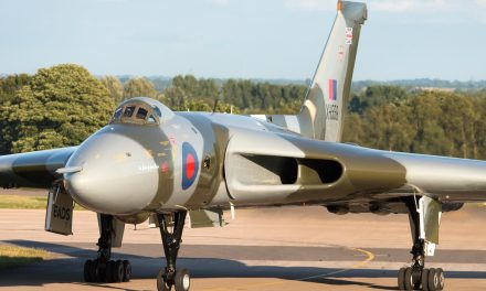 The End of an Era: Bill Ramsey on Avro Vulcan XH558's retirement