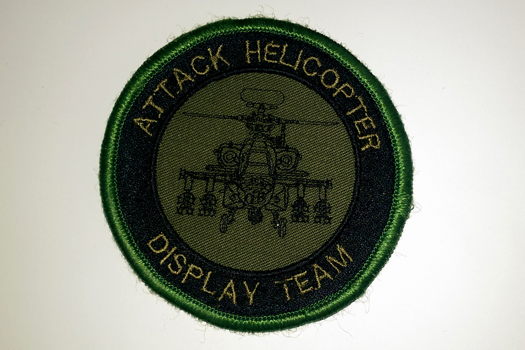 Airshow Feature – AAC Attack Helicopter Display Team 2014