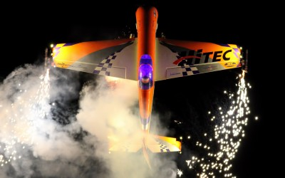 Airshow Review – Weston Park In The Dark