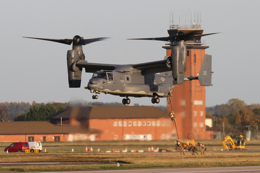 BlogGAR – Karl Drage – Osprey Hunting at RAF Mildenhall