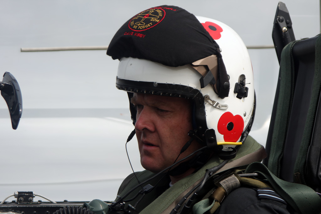 Airshow Feature – Flt Lt Dave Kirby interview, 2014 RAF Tucano Display Pilot
