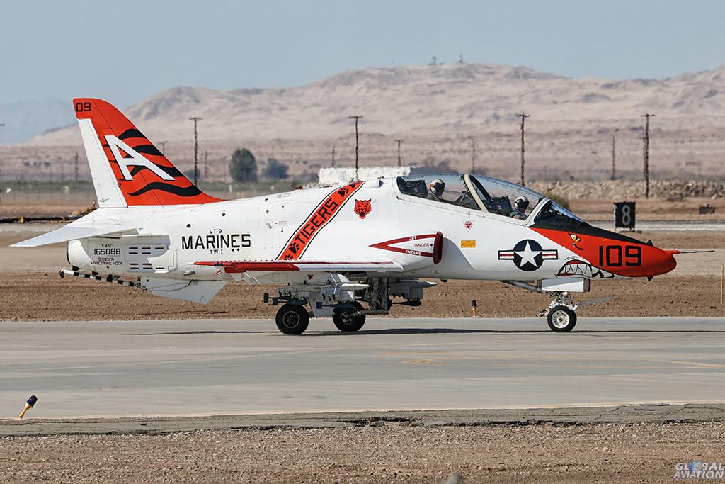 VT-9 'Tigers'. Alan Kenny