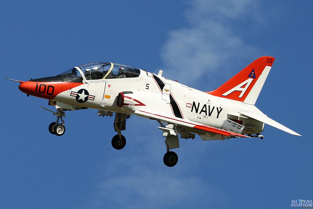 VT-7 NAS Meridian CO jet. © Alan Kenny - globalaviationresource.com