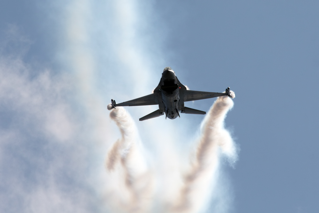 Airshow News – New pilot for SOLOTÜRK F-16 display