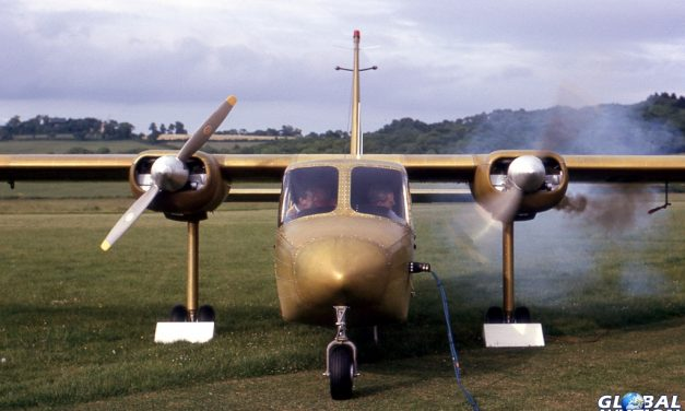 Aviation History – Britten-Norman Islander 50th Anniversary