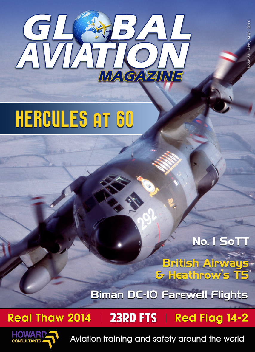 Global Aviation Magazine – Issue 23: April / May 2014