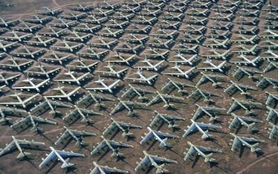 Aviation Feature – Boneyard Memories: AMARC Davis-Monthan AFB 1987-1995