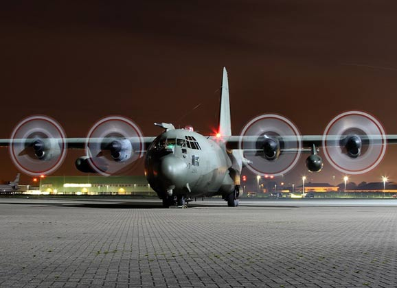 Aviation Event Review – RAF Northolt Night Photoshoot XV