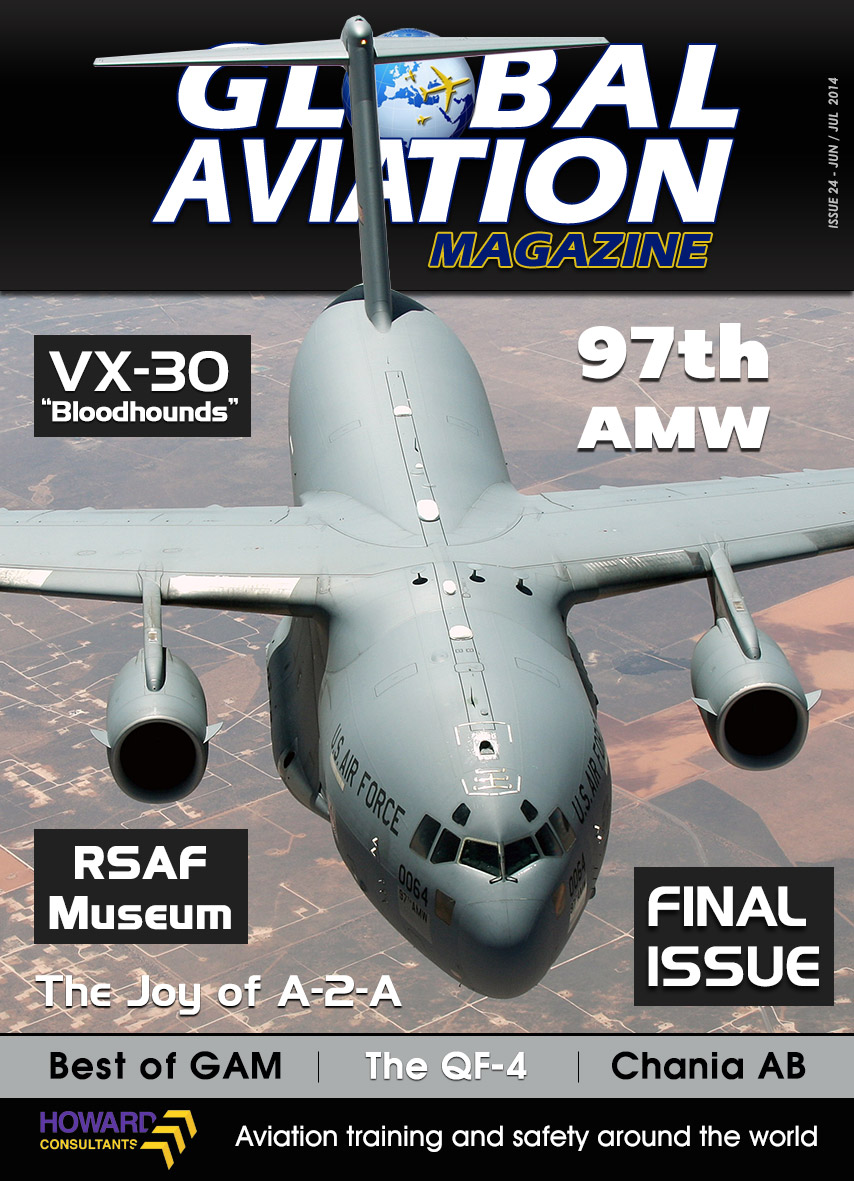 Global Aviation Magazine – Issue 24: June / July 2014