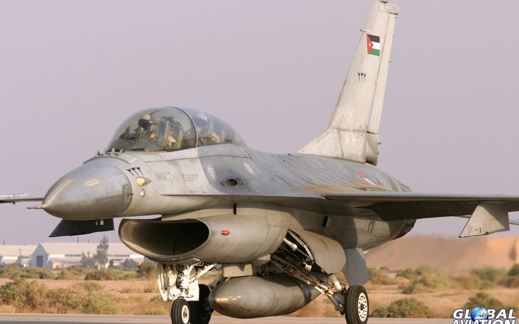 F-16 At 40 – Pt.7 – Royal Jordanian Fighting Falcons