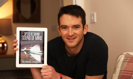 Author interview – 'Speed of Sound, Sound of Mind'