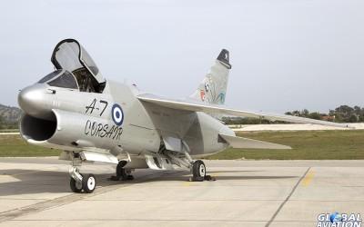 Aviation Feature – Hellenic Air Force A-7 Corsair II Retirement – 16 & 17 October 2014