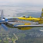 "Aviation Feature – World Jet Inc P-51XR N6WJ ""Precious Metal"""