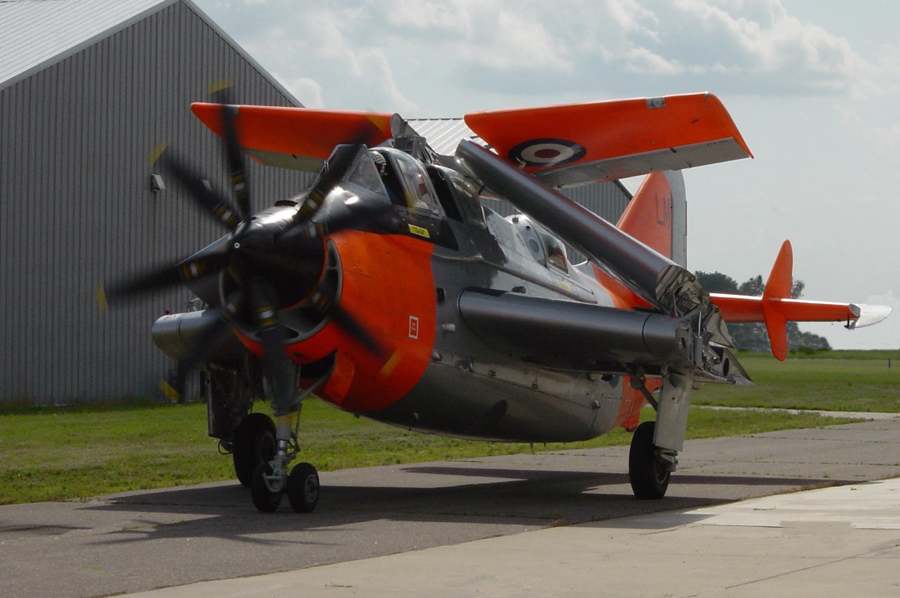 Aviation News – Court ruling on Fairey Gannet XT752