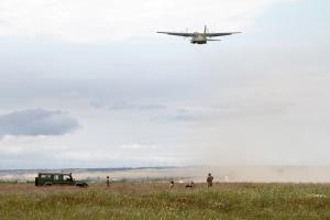 The Combat Control Team (CCT) at work at Ablitas © Karl Drage - www.globalaviationresource.com