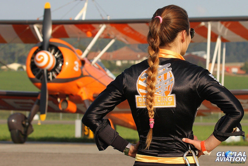 Breitling Wingwalkers © Dean West - globalaviationresource.com