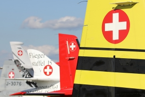 Swiss Air Force PC-9 © Dean West - globalaviationresource.com