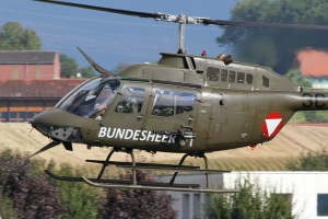 Austrian Air Force OH-58B Kiowa © Dean West - globalaviationresource.com