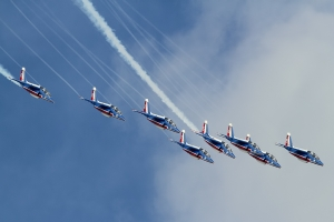 Patrouille de France © Dean West - globalaviationresource.com