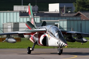 Portugese Air Force Alpha Jet A © Dean West - globalaviationresource.com