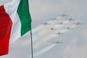 Frecce Tricolori © Dean West - globalaviationresource.com