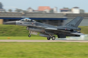 Royal Netherlands Air Force F-16AM © Dean West - globalaviationresource.com