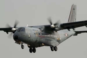 French Air Force C-235M © Dean West - globalaviationresource.com
