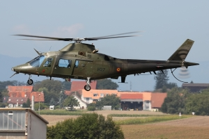 Belgian Air Component A109BA © Dean West - globalaviationresource.com