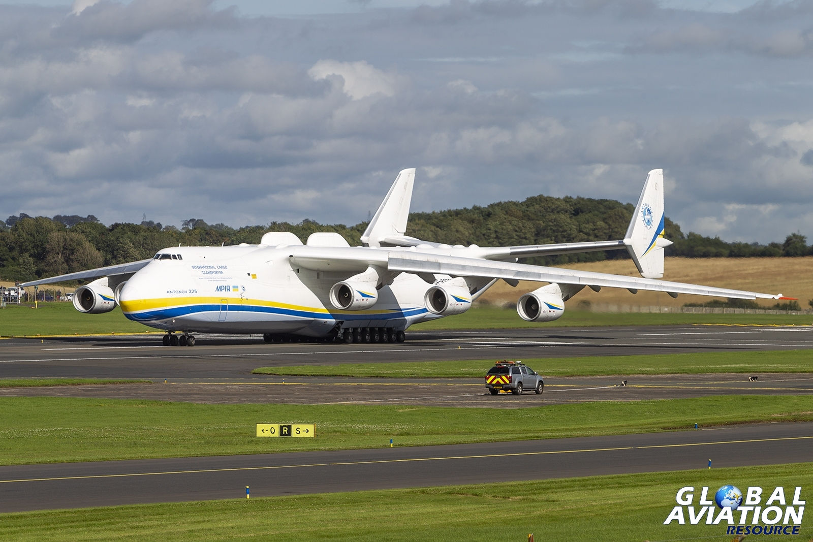 An-225 © Tom Gibbons - Global Aviation Resource