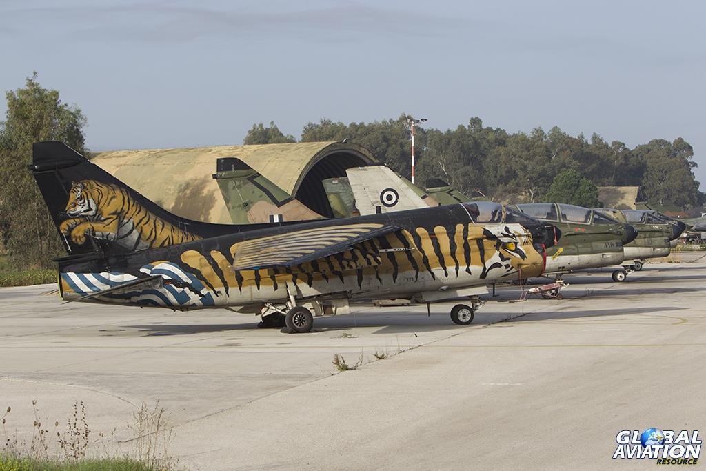 158825 A-7E HAF/336 Mira © Tom Gibbons - Global Aviation Resource