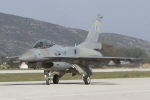 011 F-16C HAF/335 Mira © Tom Gibbons - Global Aviation Resource