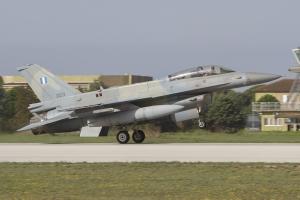 023 F-16D HAF/335 Mira © Tom Gibbons - Global Aviation Resource