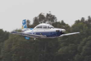 "037 T-6A Texan II HAF/361 Mira \""Team Daedalus\"" © Tom Gibbons - Global Aviation Resource"