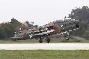 154477 TA-7C HAF/336 Mira © Tom Gibbons - Global Aviation Resource