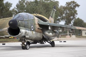 156767 TA-7C HAF/336 Mira © Tom Gibbons - Global Aviation Resource
