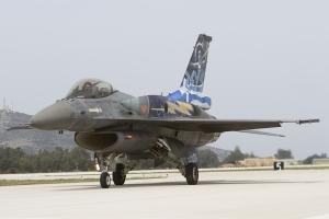 "505 F-16C HAF/340 Mira \""Team Zeus\"" © Tom Gibbons - Global Aviation Resource"