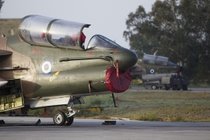 Nearly over: another day closer to the retirement of the A-7 from HAF service © Tom Gibbons - Global Aviation Resource